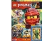 Book No: mag2017njo22de  Name: Lego Magazine Ninjago 2017 Issue 22 (German)
