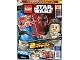 Book No: mag2017sw10pl  Name: Lego Magazine Star Wars 2017 Issue 10 (Polish)