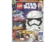 Book No: mag2017sw12pl  Name: Lego Magazine Star Wars 2017 Issue 12 (Polish)
