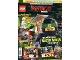 Book No: mag2017tlnm01pl  Name: Lego Magazine The LEGO Ninjago Movie 2017 Issue 1 (Polish)
