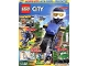 Book No: mag2018cty02hu  Name: Lego Magazine City 2018 Issue 2 (Hungarian)