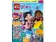 Book No: mag2018frnd02nl  Name: LEGO Magazine Friends 2018 Issue 2 (Dutch)