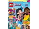 Book No: mag2018frnd02pl  Name: Lego Magazine Friends 2018 Issue 2 (Polish)