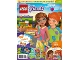 Book No: mag2018frnd06nl  Name: LEGO Magazine Friends 2018 Issue 6 (Dutch)