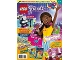 Book No: mag2018frnd10nl  Name: LEGO Magazine Friends 2018 Issue 10 (Dutch)