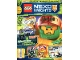 Book No: mag2018nex04pl  Name: Lego Magazine Nexo Knights 2018 Issue 4 (Polish)