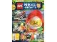Book No: mag2018nex05pl  Name: Lego Magazine Nexo Knights 2018 Issue 5 (Polish)