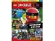 Book No: mag2018njo03nl  Name: LEGO Magazine Ninjago 2018 Issue 3 (Dutch)