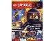 Book No: mag2018njo05pl  Name: Lego Magazine Ninjago 2018 Issue 5 (Polish)