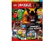 Book No: mag2018njo06nl  Name: LEGO Magazine Ninjago 2018 Issue 6 (Dutch)