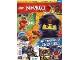 Book No: mag2018njo10pl  Name: Lego Magazine Ninjago 2018 Issue 10 (Polish)