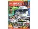 Book No: mag2018njo36de  Name: Lego Magazine Ninjago 2018 Issue 36 (German)