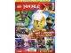 Book No: mag2018njo44de  Name: Lego Magazine Ninjago 2018 Issue 44 (German)