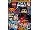 Book No: mag2018sw01czsk  Name: Lego Magazine Star Wars 2018 Issue 1 (Czech / Slovak)