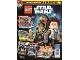 Book No: mag2018sw06czsk  Name: Lego Magazine Star Wars 2018 Issue 6 (Czech / Slovak)