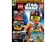 Book No: mag2018sw06nl  Name: Lego Magazine Star Wars 2018 Issue 6 (Dutch)