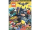 Book No: mag2018tlbm04de  Name: Lego Magazine The LEGO Batman Movie 2018 Issue 4 (German)
