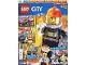 Book No: mag2019cty02pl  Name: Lego Magazine City 2019 Issue 2 (Polish)