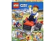 Book No: mag2019cty03pl  Name: Lego Magazine City 2019 Issue 3 (Polish)
