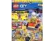 Book No: mag2019cty05de  Name: Lego Magazine City 2019 Issue 5 (German)