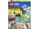 Book No: mag2019cty06pl  Name: Lego Magazine City 2019 Issue 6 (Polish)