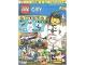 Book No: mag2019cty08de  Name: Lego Magazine City 2019 Issue 8 (German)