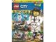 Book No: mag2019cty08nl  Name: Lego Magazine City 2019 Issue 8 (Dutch)