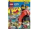 Book No: mag2019cty09nl  Name: Lego Magazine City 2019 Issue 9 (Dutch)