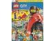 Book No: mag2019cty09pl  Name: Lego Magazine City 2019 Issue 9 (Polish)