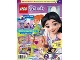 Book No: mag2019frnd01nl  Name: Lego Magazine Friends 2019 Issue 1 (Dutch)
