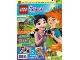 Book No: mag2019frnd04nl  Name: Lego Magazine Friends 2019 Issue 4 (Dutch)