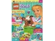 Book No: mag2019frnd05de  Name: Lego Magazine Friends 2019 Issue 5 (German)