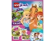 Book No: mag2019frnd07nl  Name: Lego Magazine Friends 2019 Issue 7 (Dutch)
