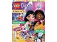 Book No: mag2019frnd08pl  Name: Lego Magazine Friends 2019 Issue 8 (Polish)