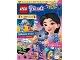 Book No: mag2019frnd09nl  Name: Lego Magazine Friends 2019 Issue 9 (Dutch)