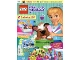 Book No: mag2019frnd09pl  Name: Lego Magazine Friends 2019 Issue 9 (Polish)