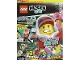 Book No: mag2019hs01de  Name: Lego Magazine Hidden Side 2019 Issue 1 (German)