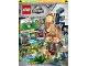 Book No: mag2019jw01nl  Name: Lego Magazine Jurassic World 2019 Issue 1 (Dutch)
