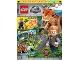 Book No: mag2019jw02nl  Name: Lego Magazine Jurassic World 2019 Issue 2 (Dutch)