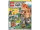 Book No: mag2019jw02pl  Name: Lego Magazine Jurassic World 2019 Issue 2 (Polish)