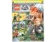 Book No: mag2019jw04de  Name: Lego Magazine Jurassic World 2019 Issue 4 (German)