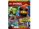 Book No: mag2019njo01nl  Name: Lego Magazine Ninjago 2019 Issue 1 (Dutch)