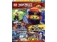 Book No: mag2019njo01pl  Name: Lego Magazine Ninjago 2019 Issue 1 (Polish)