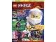 Book No: mag2019njo06pl  Name: Lego Magazine Ninjago 2019 Issue 6 (Polish)