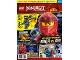 Book No: mag2019njo07nl  Name: Lego Magazine Ninjago 2019 Issue 7 (Dutch)