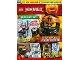 Book No: mag2019njo08nl  Name: Lego Magazine Ninjago 2019 Issue 8 (Dutch)