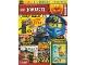 Book No: mag2019njo53de  Name: Lego Magazine Ninjago 2019 Issue 53 (German)