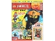 Book No: mag2019njo56de  Name: Lego Magazine Ninjago 2019 Issue 56 (German)