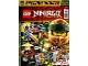 Book No: mag2019njol01nl  Name: Lego Magazine Ninjago Legacy 2019 Issue 1 (Dutch)