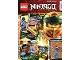 Book No: mag2019njol01pl  Name: Lego Magazine Ninjago Legacy 2019 Issue 1 (Polish)